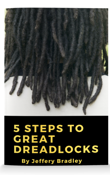 5 Steps to Great Dreadlocks eBook